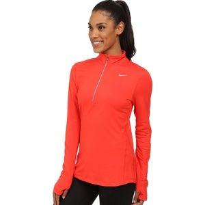 Nike Dri-Fit Element Long Sleeve Running Top